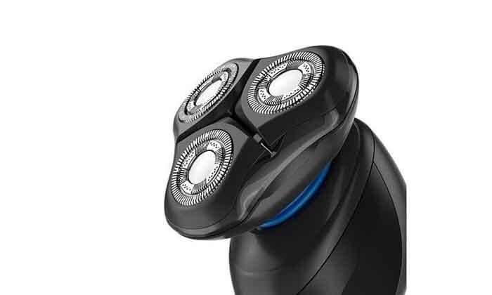 4 מכונת גילוח רוטוריתREMINGTON דגם XR1430