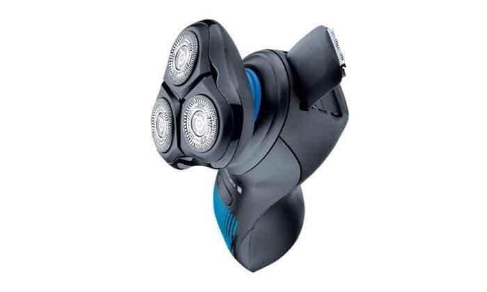 5 מכונת גילוח רוטוריתREMINGTON דגם XR1430