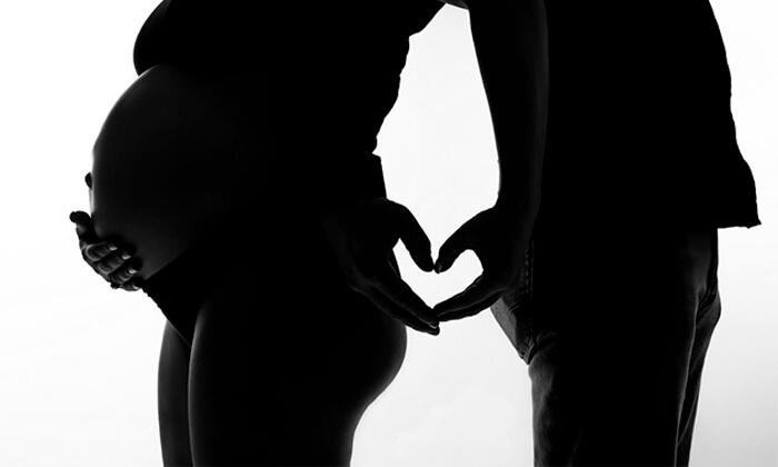 11 סשן צילומי הריון או משפחה בסטודיו לנסר, מודיעין