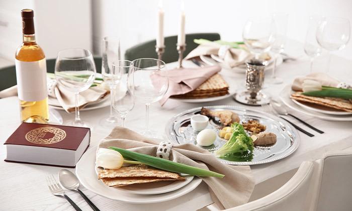 3 ארוחת חג לערב פסח עם קייטרינג בישולים