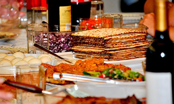 4 ארוחת חג לערב פסח עם קייטרינג בישולים