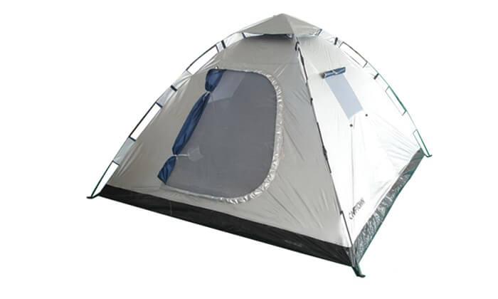 4 אוהלי פתיחה מהירה CAMPTOWN כולל סט יתדות