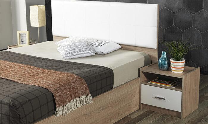 3 מיטה זוגית ו-2 שידות תואמות