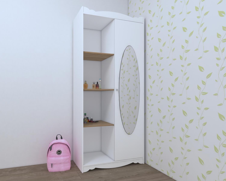 3 ארון מעוצב לחדרי ילדים ונוער