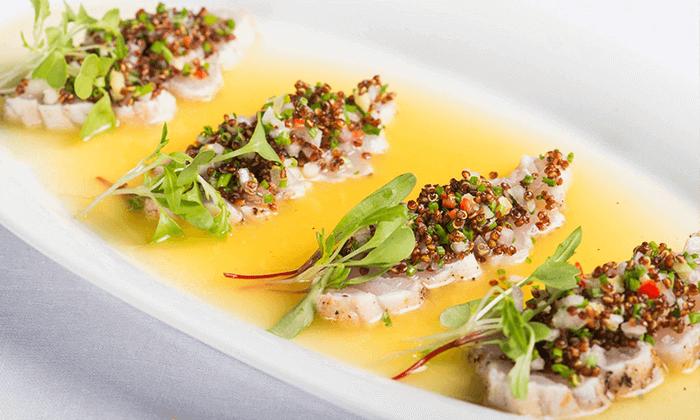 4 דיל חגיגת קיץ: ארוחת דגים זוגית במסעדת הדייגים הכשרה, נמל יפו