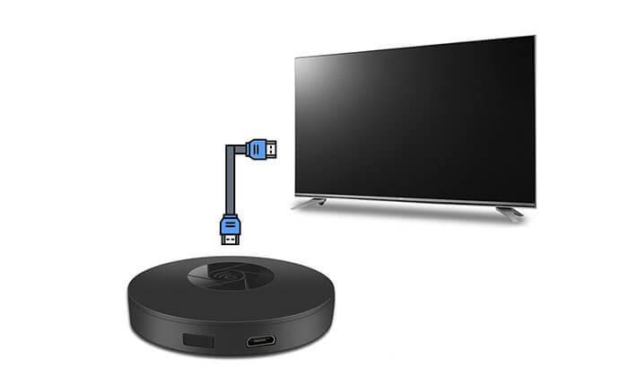 4 דונגל אלחוטי 4K בחיבור HDMI