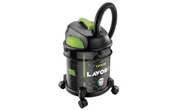 2 שואב אבק יבש או רטוב 20 ליטר