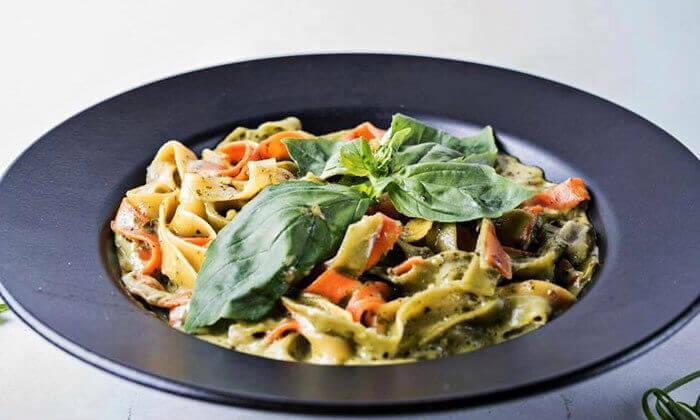 3 ארוחה איטלקית זוגית במסעדת קריולו, בעיר העתיקה בבאר שבע