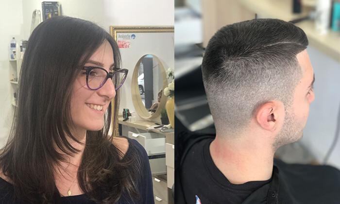 3 טיפולי שיער אצל איתי אחוון - מעצב שיער, חולון