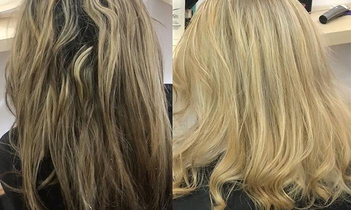 4 טיפולי שיער אצל איתי אחוון - מעצב שיער, חולון