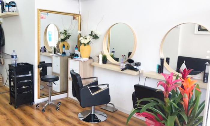 2 טיפולי שיער אצל איתי אחוון - מעצב שיער, חולון