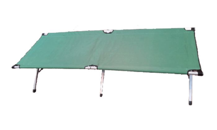 2 מיטת קמפינג מתוצרת Swiss camp