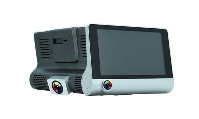 3 מצלמת רכב דו כיוונית