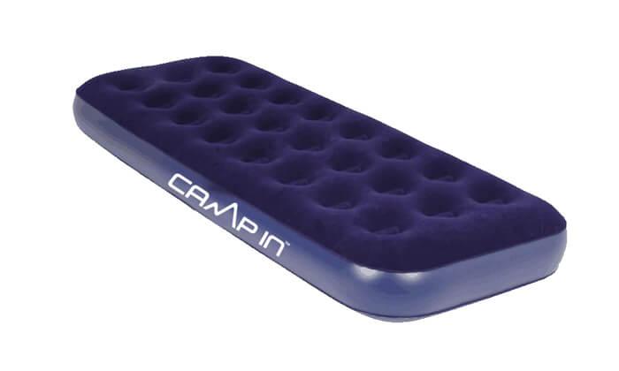 2 מיטה מתנפחת ליחיד CAMP IN