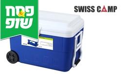 צידנית 60 ליטר SWISS CAMP