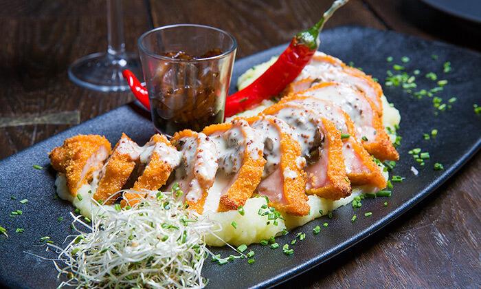 4 ארוחה בשרית זוגית במסעדת נורדאו 24 הכשרה, אשדוד