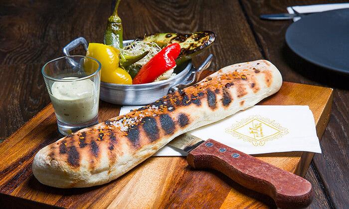 9 ארוחה בשרית זוגית במסעדת נורדאו 24 הכשרה, אשדוד