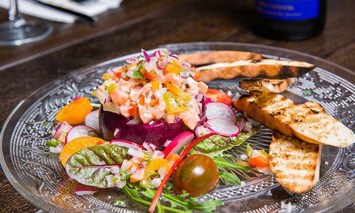 10 ארוחה בשרית זוגית במסעדת נורדאו 24 הכשרה, אשדוד