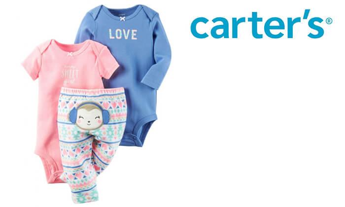 2 סט בגדים לתינוקCarter's