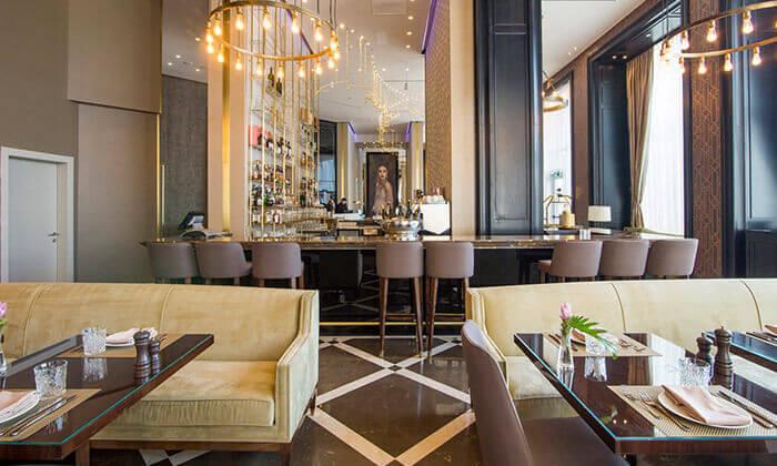 6 ארוחת בוקר במלון הבוטיק David Tower נתניה