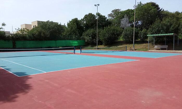 3 קורס טניס בבית הספר Vamos Tennis, חיפה