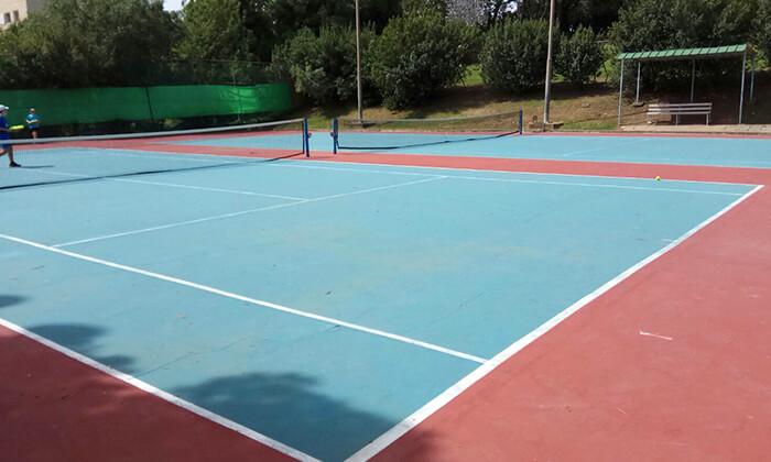 4 קורס טניס בבית הספר Vamos Tennis, חיפה