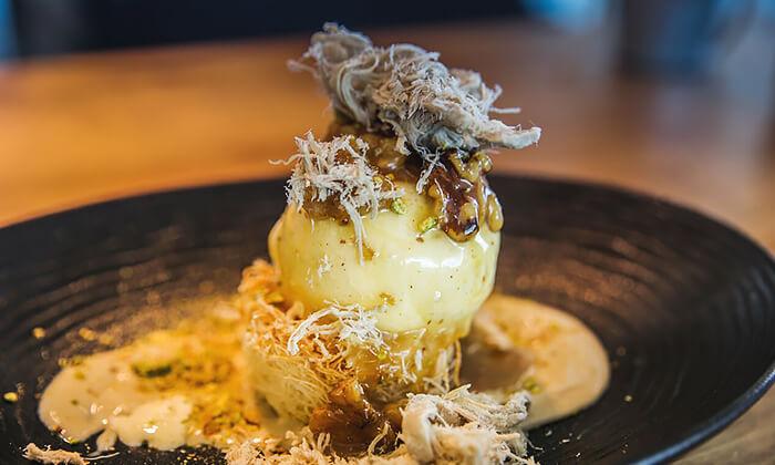 4 ארוחה זוגית במסעדת אנדיב, מלון ווסט בוטיק אשדוד