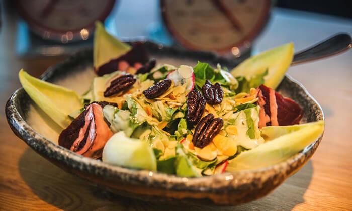 5 ארוחה זוגית במסעדת אנדיב, מלון ווסט בוטיק אשדוד