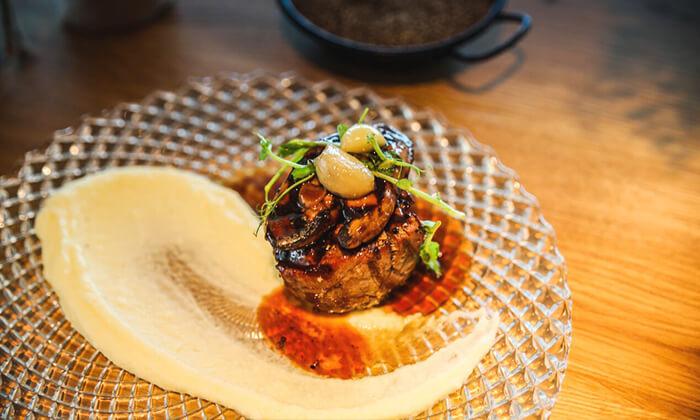6 ארוחה זוגית במסעדת אנדיב, מלון ווסט בוטיק אשדוד