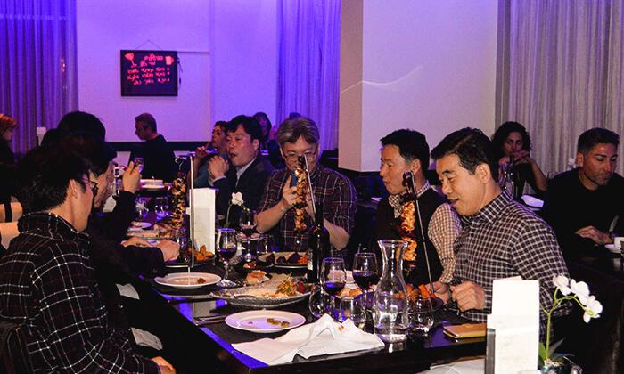 13 ארוחה זוגית במסעדת אנדיב, מלון ווסט בוטיק אשדוד