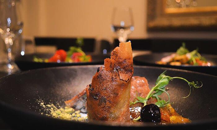 7 ארוחה זוגית במסעדת אנדיב, מלון ווסט בוטיק אשדוד