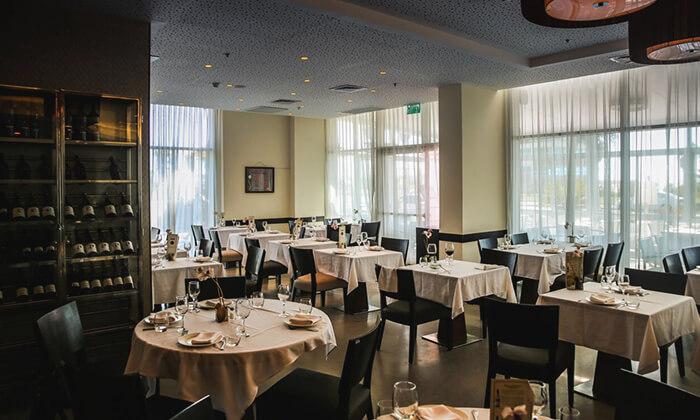 14 ארוחה זוגית במסעדת אנדיב, מלון ווסט בוטיק אשדוד
