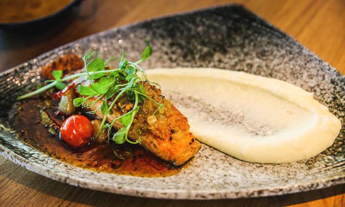 10 ארוחה זוגית במסעדת אנדיב, מלון ווסט בוטיק אשדוד