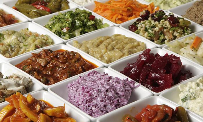 3 ארוחת סטייק זוגית במסעדת שיפודי ציפורה הכשרה, כפר סבא