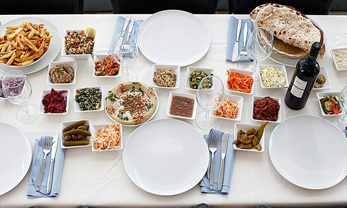 4 ארוחת סטייק זוגית במסעדת שיפודי ציפורה הכשרה, כפר סבא