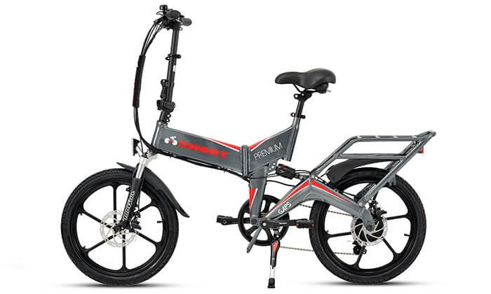 2 אופניים חשמליים SMART BIKE