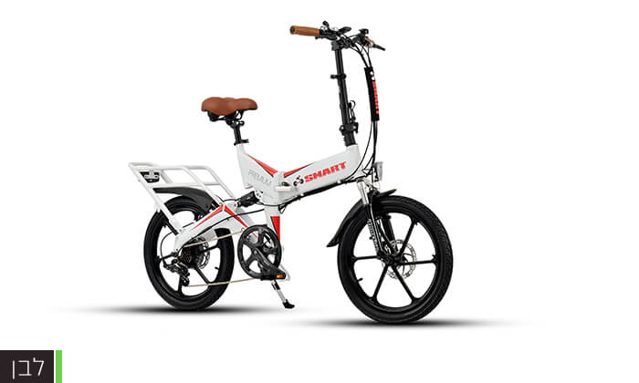 4 אופניים חשמליים SMART BIKE