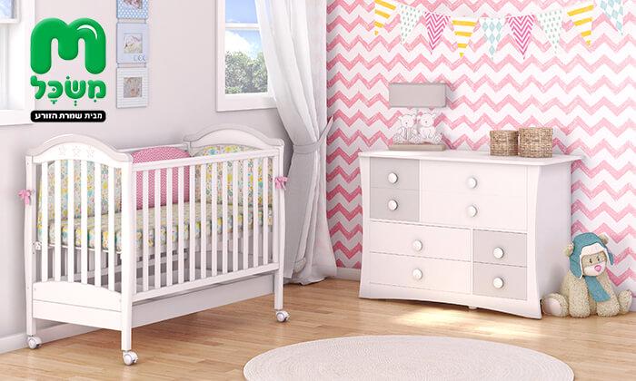 2 משכל: ריהוט לחדר תינוקות