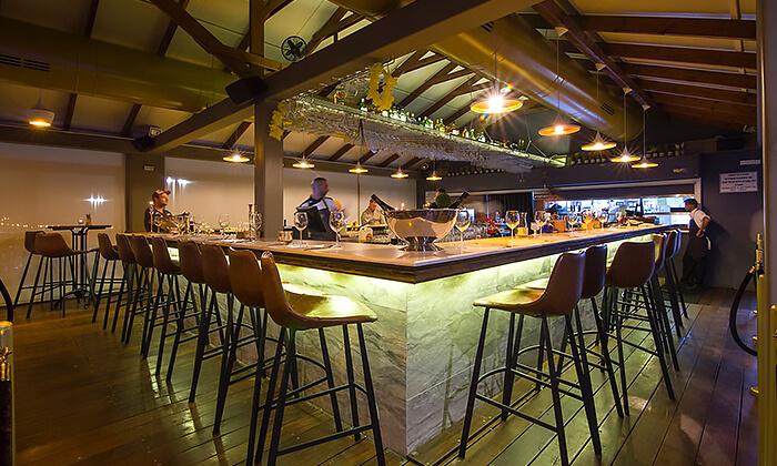 5 דיל חגיגת קיץ: ארוחה במסעדת אטמוספירה - מתחם סטאר סנטר, אשדוד
