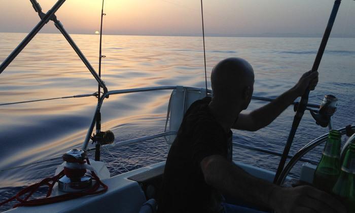 3 שייט ביאכטה ודיג לזוג או לקבוצה, מרינה הרצליה