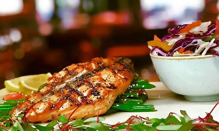 3 ארוחה זוגית כשרה במסעדת שלדון, אבא הלל רמת גן