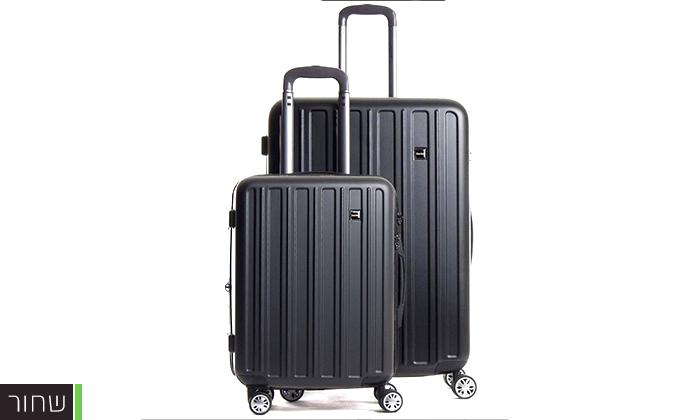 6 סט מזוודות קשיחות CalPaks