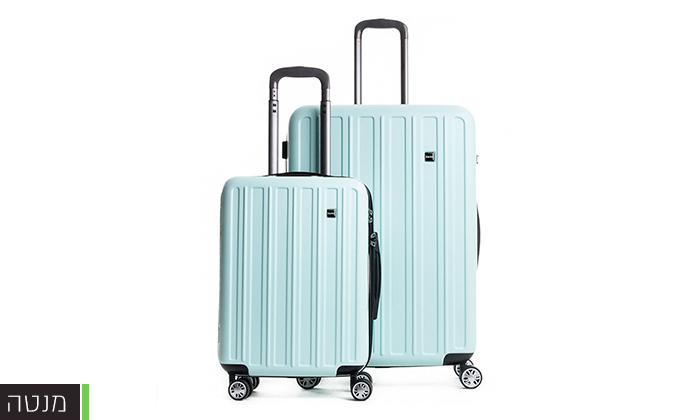 5 סט מזוודות קשיחות CalPaks