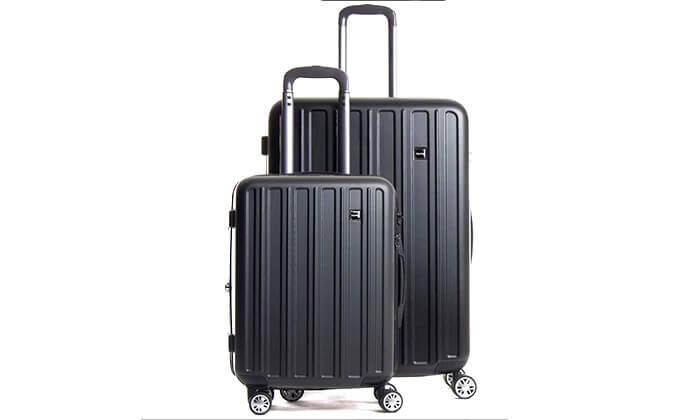 8 סט מזוודות קשיחות CalPaks