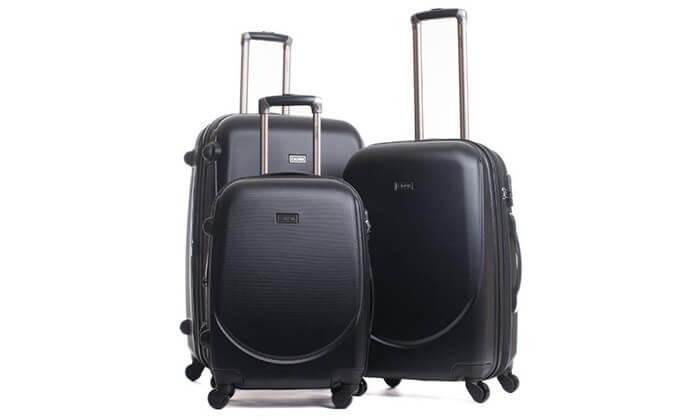 7 סט מזוודות קשיחות CalPaks