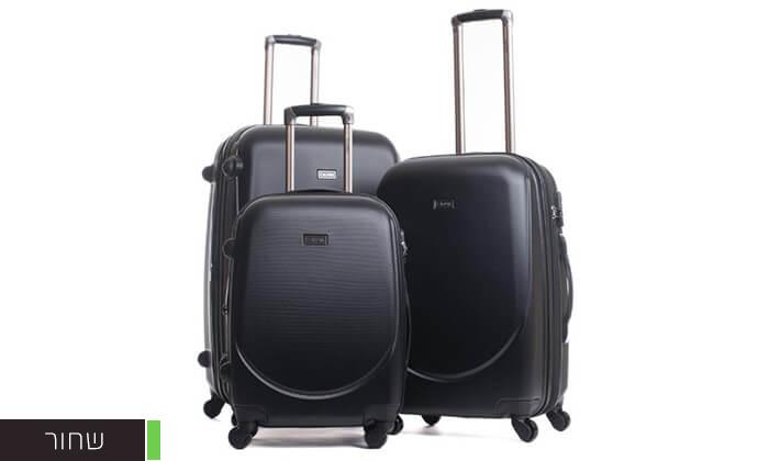 4 סט מזוודות קשיחות CalPaks
