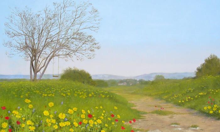 5 קורס ציור למבוגרים בסטודיו לציור בנס ציונה