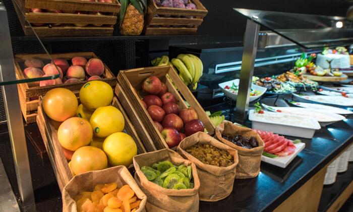 5 ארוחת בוקר בופה במלון הבוטיק אייל, ירושלים