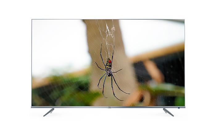 2 טלוויזיה 4K SMART TCL, מסך 65 אינץ'
