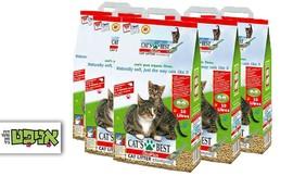 5 יחידות חול חתולים Cat's Best